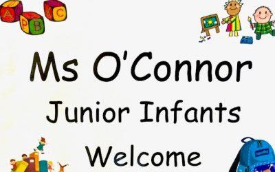 Autumn Fun In Junior Infants